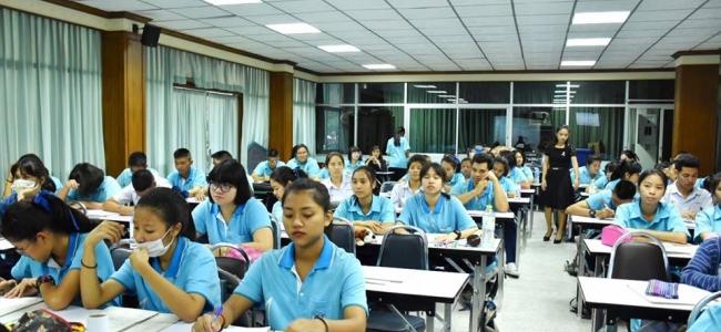 การติว O-NET นักเรียนระดับชั้น ม.6