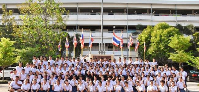 ภาพนักเรียนมัธยมศึกษาปีที่ 6 ปีการศึกษา 2559