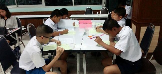 รับสมัครนักเรียนชั้นม.1 และ ม.4 ปีการศึกษา 2560